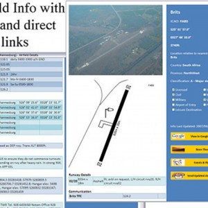 Electronic Airfields Directory 3