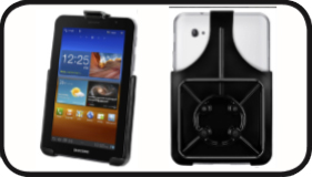 RAM EZ-ROLLR™ Model Specific Sync Cradle for the Samsung GALAXY Tab 7
