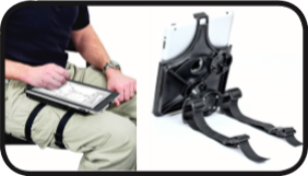 RAM Leg Kneeboard Mount for the Apple iPad