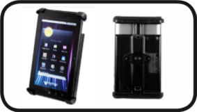 RAM Tab-Tite™ Holder for Small Tablets with Thick Cases